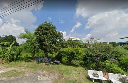 ขายด่วนที่ดินเปล่า 600 ตารางวา รามคำแหง 21 (นวศรี) เหมาะทำบ้าน ทำเลดีมาก
